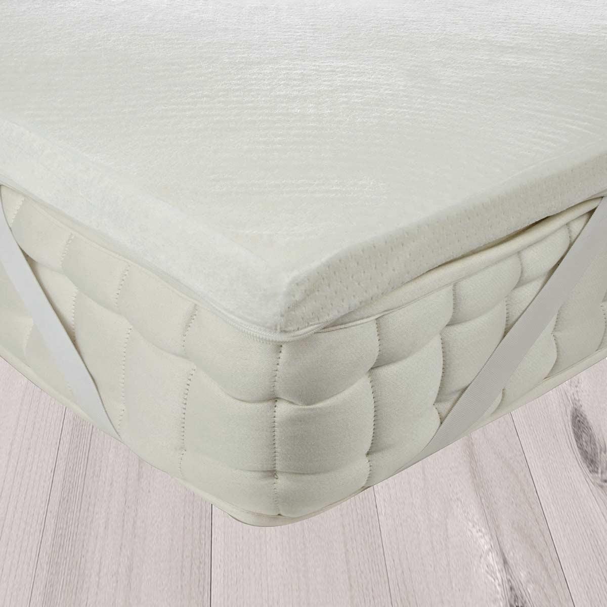 Ανώστρωμα Μονό (90x200) Anna Riska Memory Foam home   κρεβατοκάμαρα   επιστρώματα   ανωστρώματα