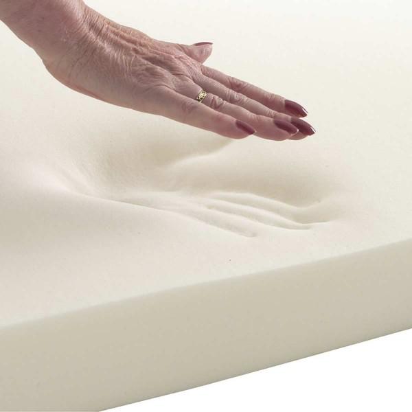Ανώστρωμα Μονό (90x200) Anna Riska Memory Foam