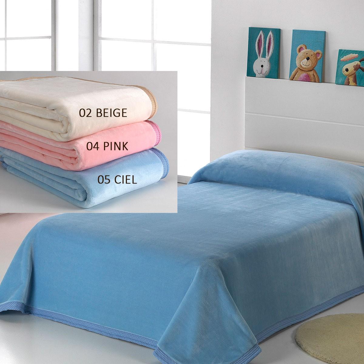 Κουβέρτα Βελουτέ Μονή Morven Dolce B92 home   κρεβατοκάμαρα   κουβέρτες   κουβέρτες βελουτέ μονές