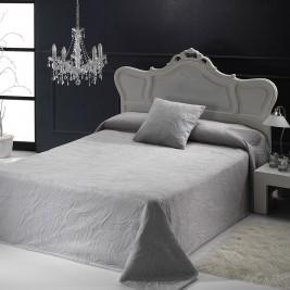 Κουβέρτα Βελουτέ Υπέρδιπλη Morven Evoque B39/16 Grey