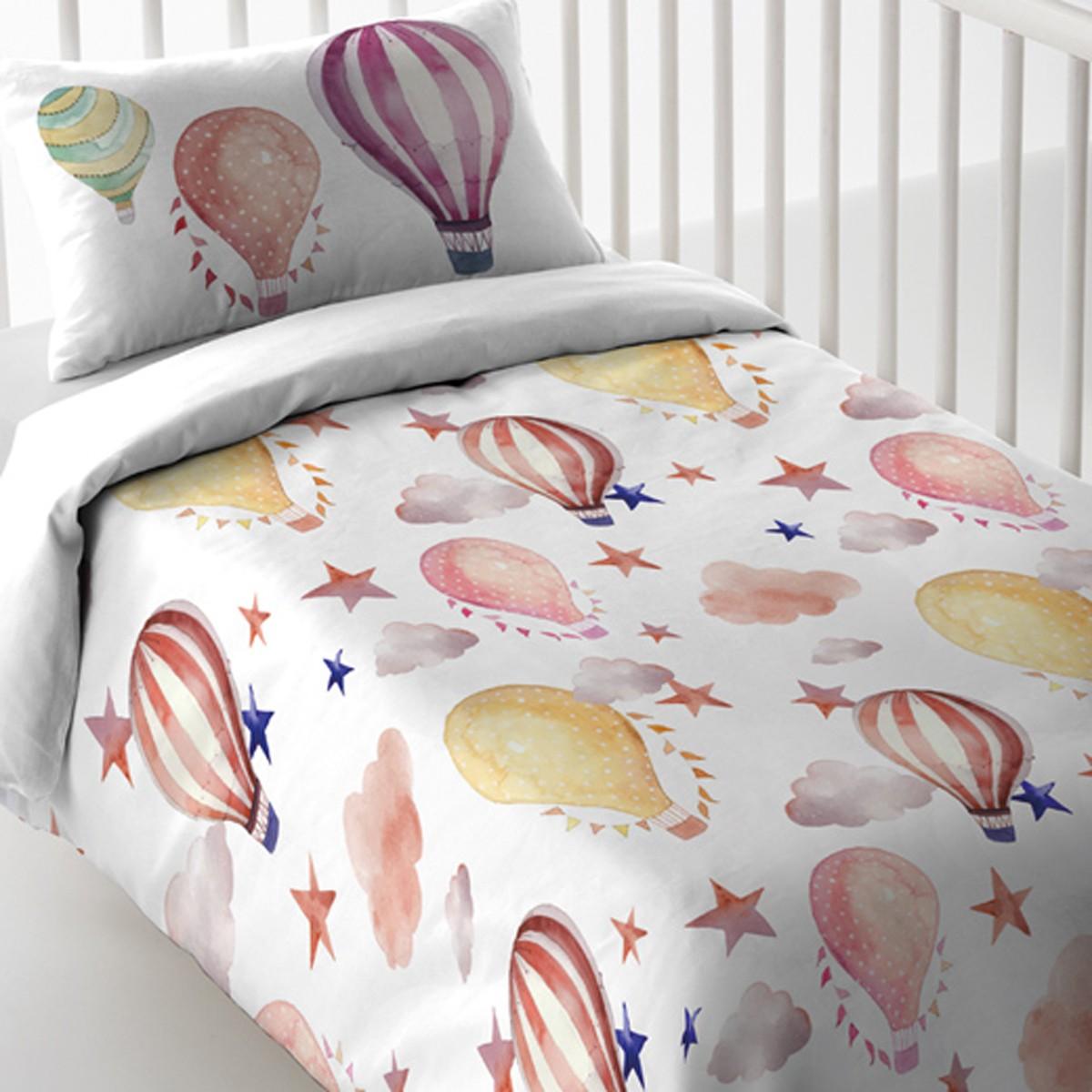 Παπλωματοθήκη Κούνιας (Σετ) Vesta Magic Print Baby 2183