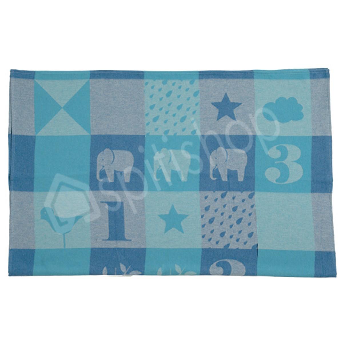 Κουβέρτα Fleece Κούνιας David Fussenegger Ida 2810/25 home   βρεφικά   κουβέρτες βρεφικές   κουβέρτες fleece