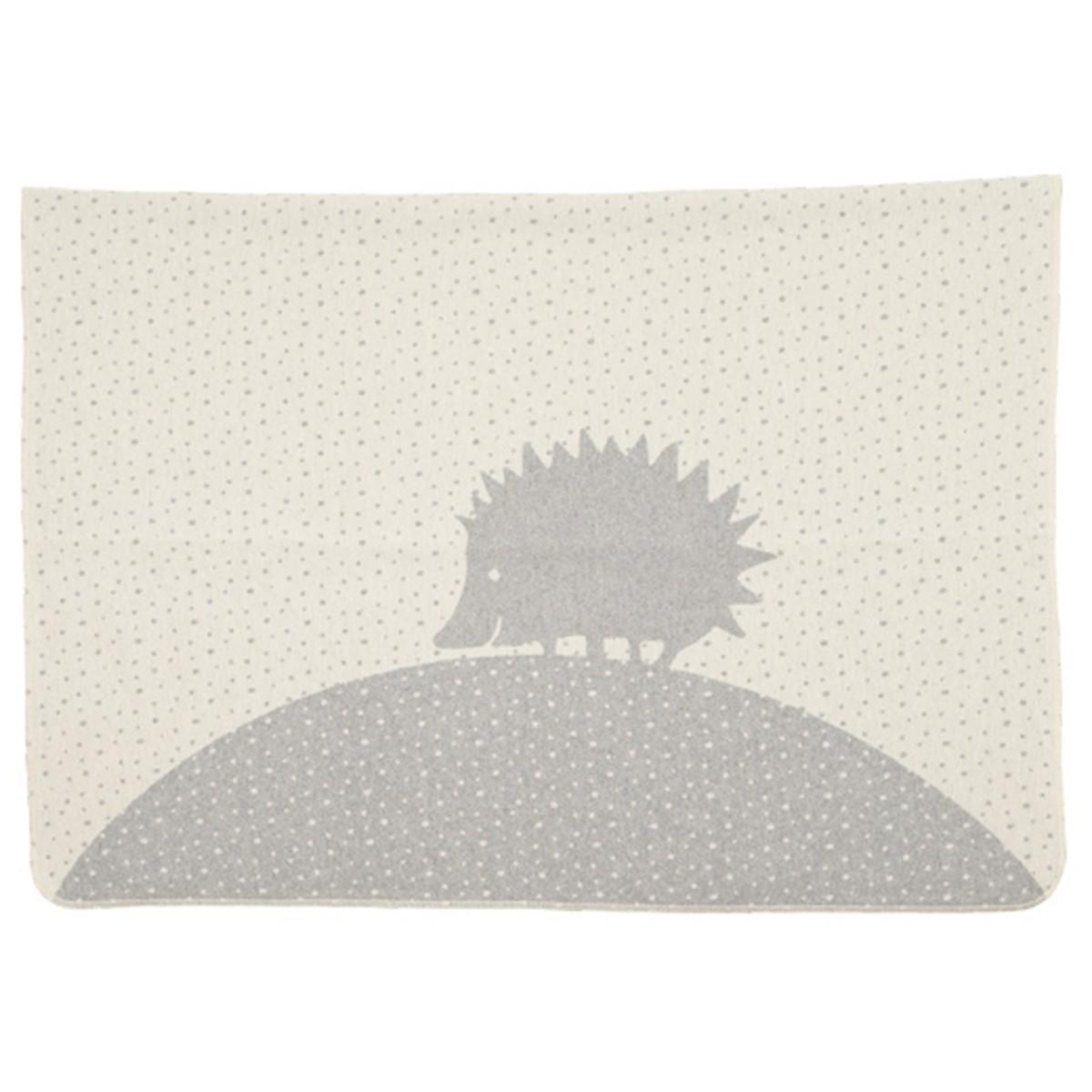 Κουβέρτα Fleece Κούνιας David Fussenegger Juwel 6737/60