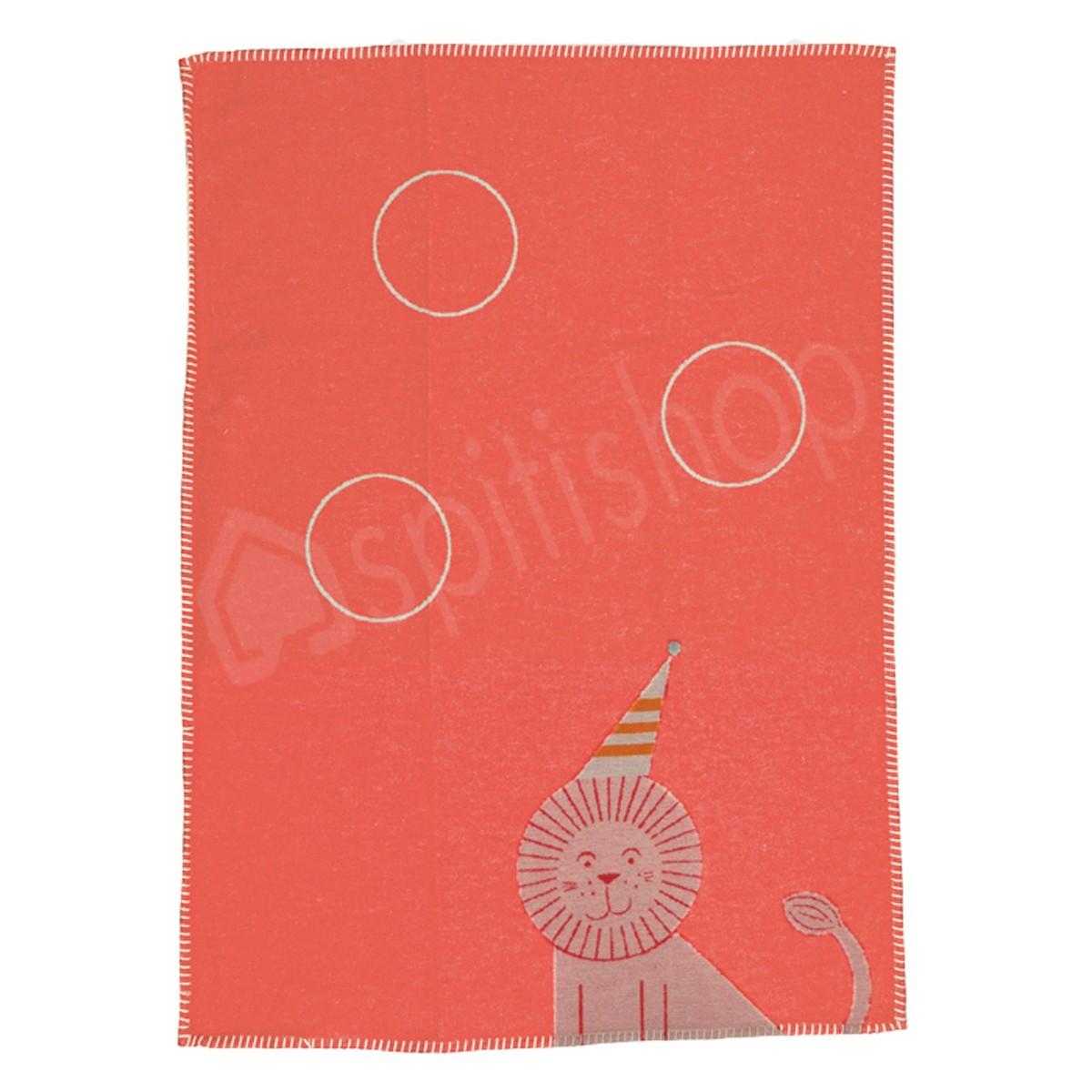 Κουβέρτα Fleece Αγκαλιάς David Fussenegger Lili 6629/11