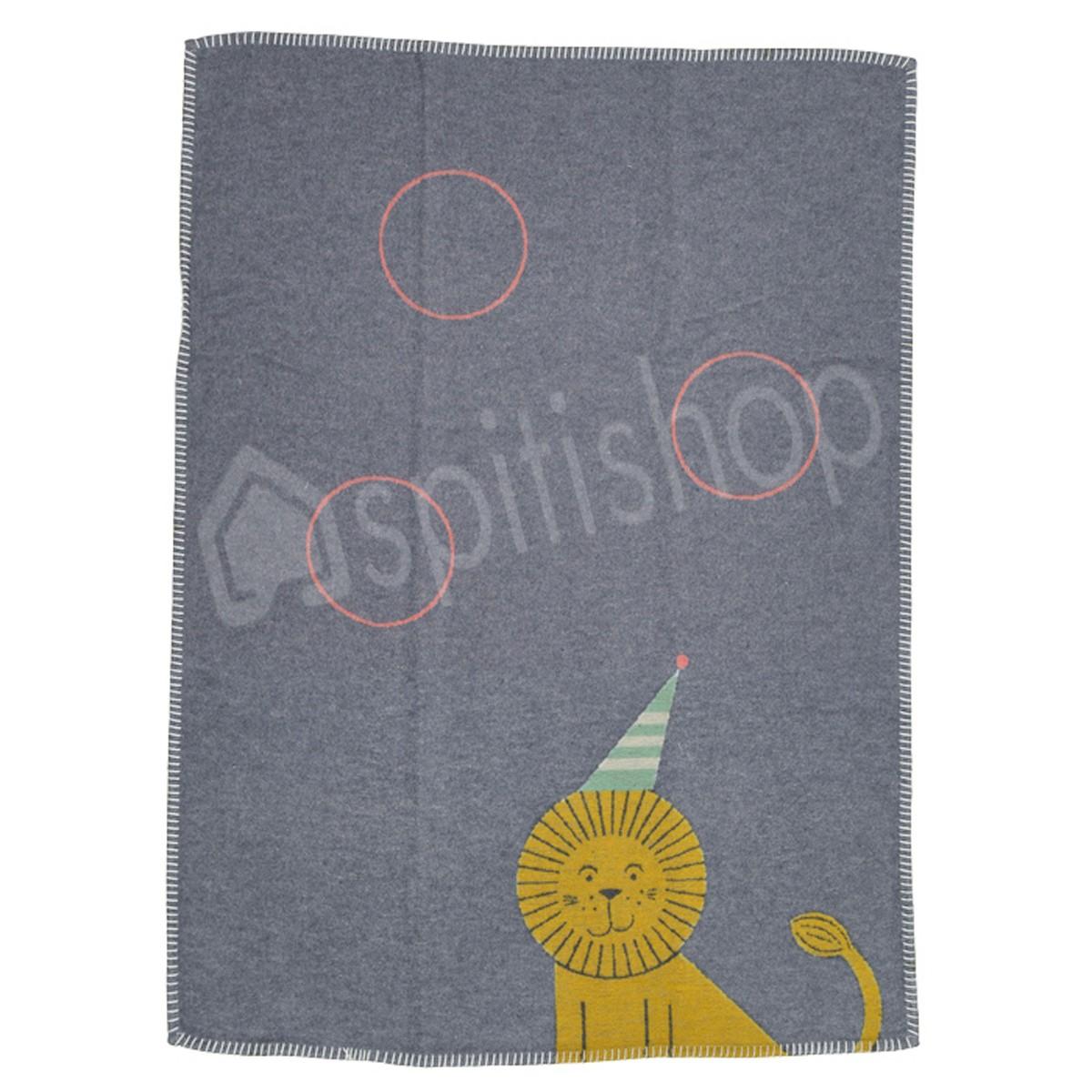 Κουβέρτα Fleece Αγκαλιάς David Fussenegger Lili 6629/90 home   βρεφικά   κουβέρτες βρεφικές   κουβέρτες fleece