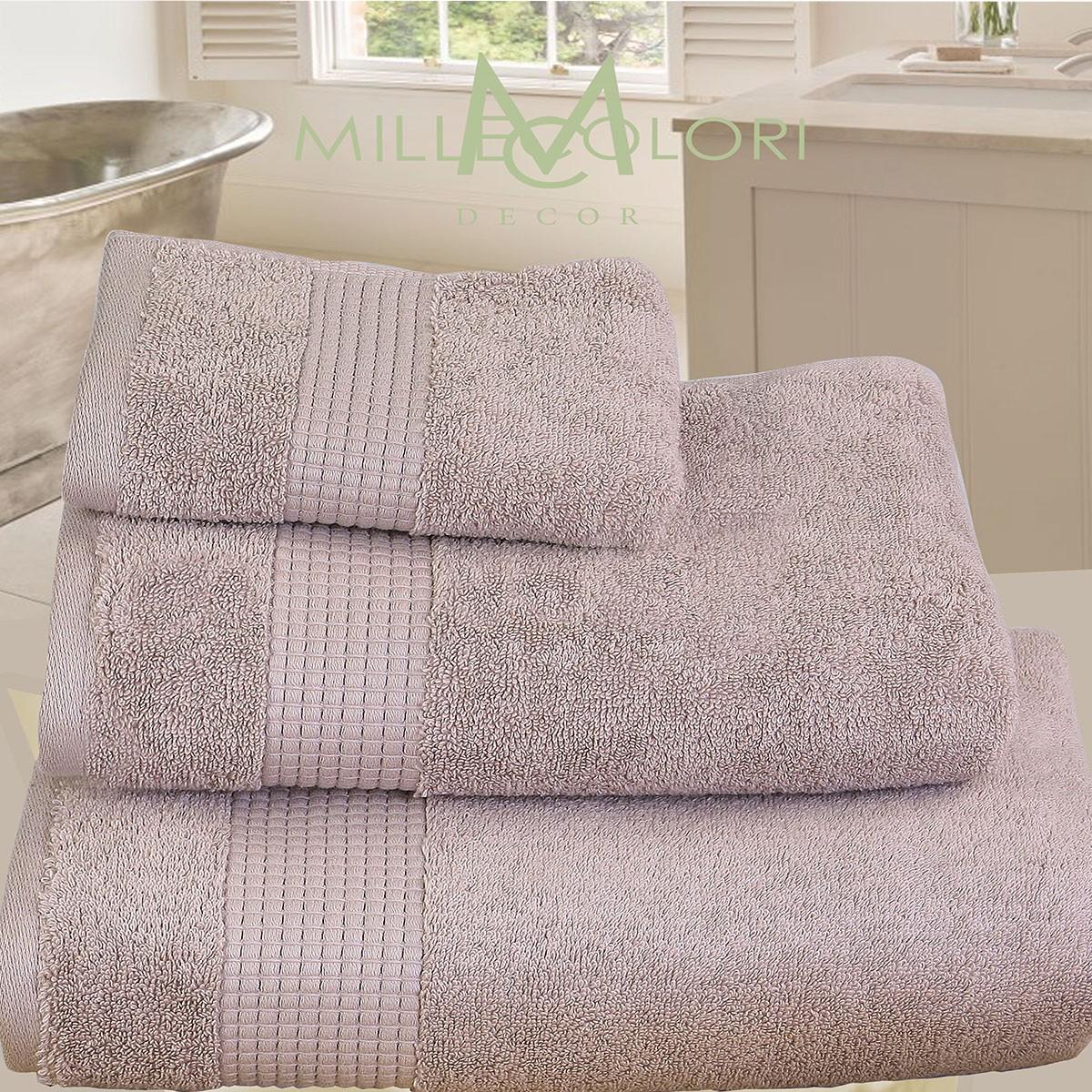 Πετσέτα Σώματος (70x140) Mc Decor Extra Soft Flint