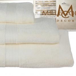 Πετσέτα Προσώπου (50x90) Mc Decor Extra Soft Ivory