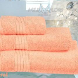 Πετσέτα Χεριών (30x50) Mc Decor Extra Soft Coral