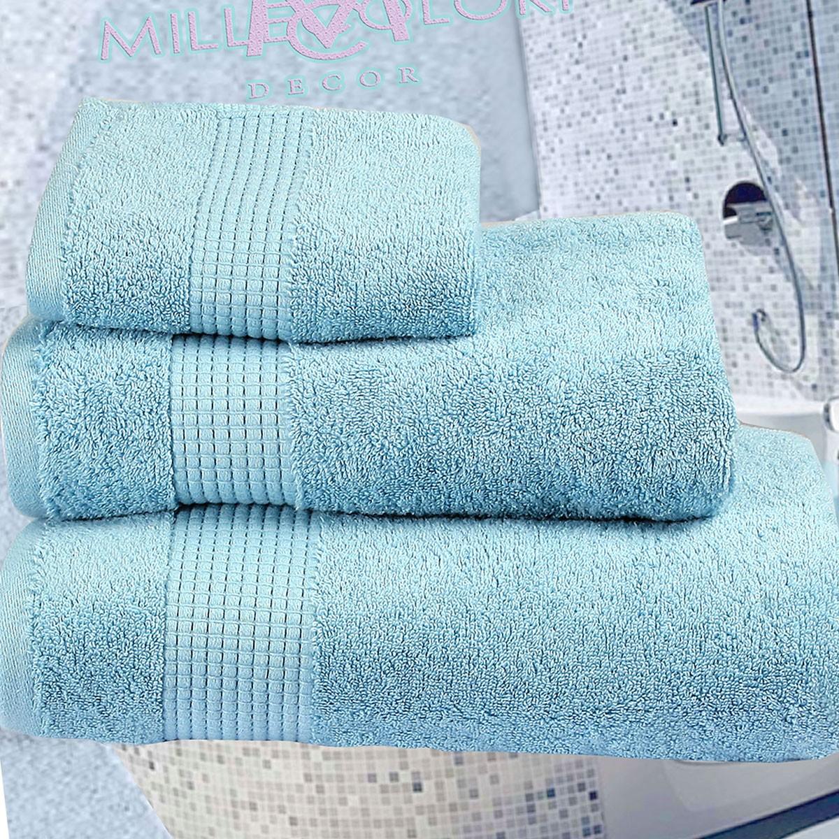 Πετσέτα Προσώπου (50x90) Mc Decor Extra Soft Sapher