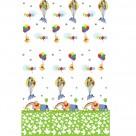 Παιδική Κουρτίνα (140×290) Disney Winnie WP009 White 63938