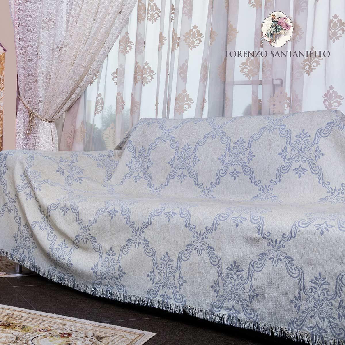 Διακοσμητική Μαξιλαροθήκη Lorenzo Santaniello Baroque Ivory