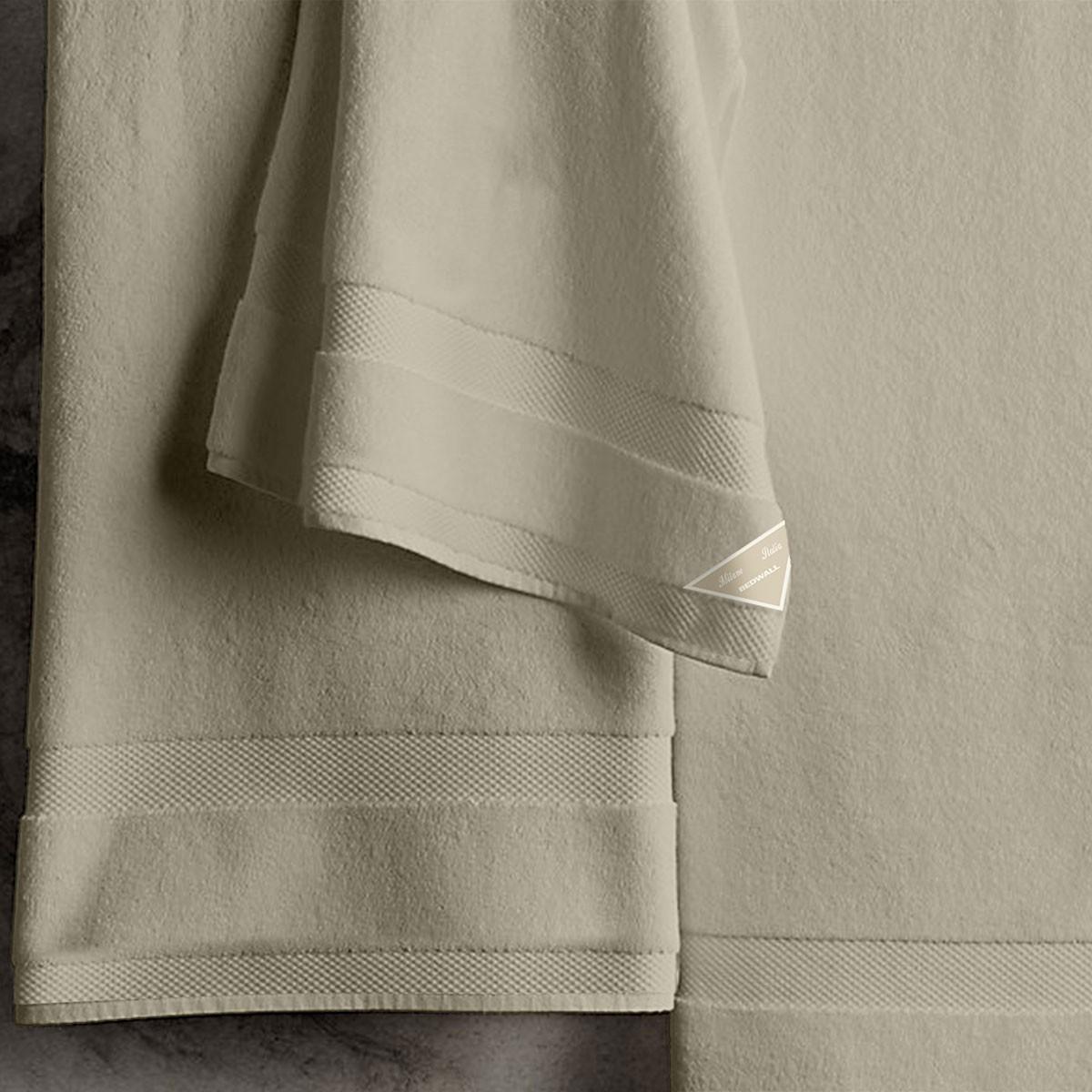 Πετσέτες Μπάνιου (Σετ 3τμχ) Bedwall Super Soft Linen