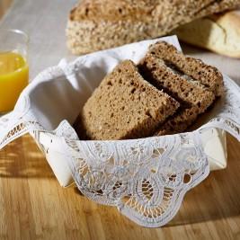Κάλυμμα Ψωμιέρας (Σετ 4τμχ) White Egg
