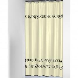 Κουρτίνα Μπάνιου (180x200) SealSkin Bath & Shower