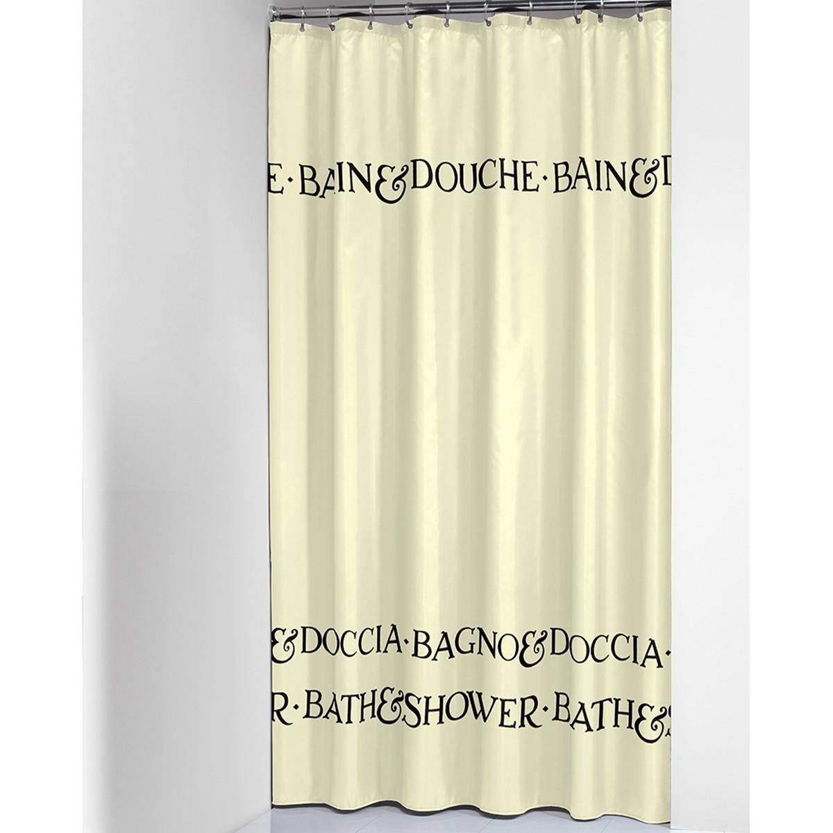 Κουρτίνα Μπάνιου (180x200) SealSkin Bath & Shower home   μπάνιο   κουρτίνες μπάνιου