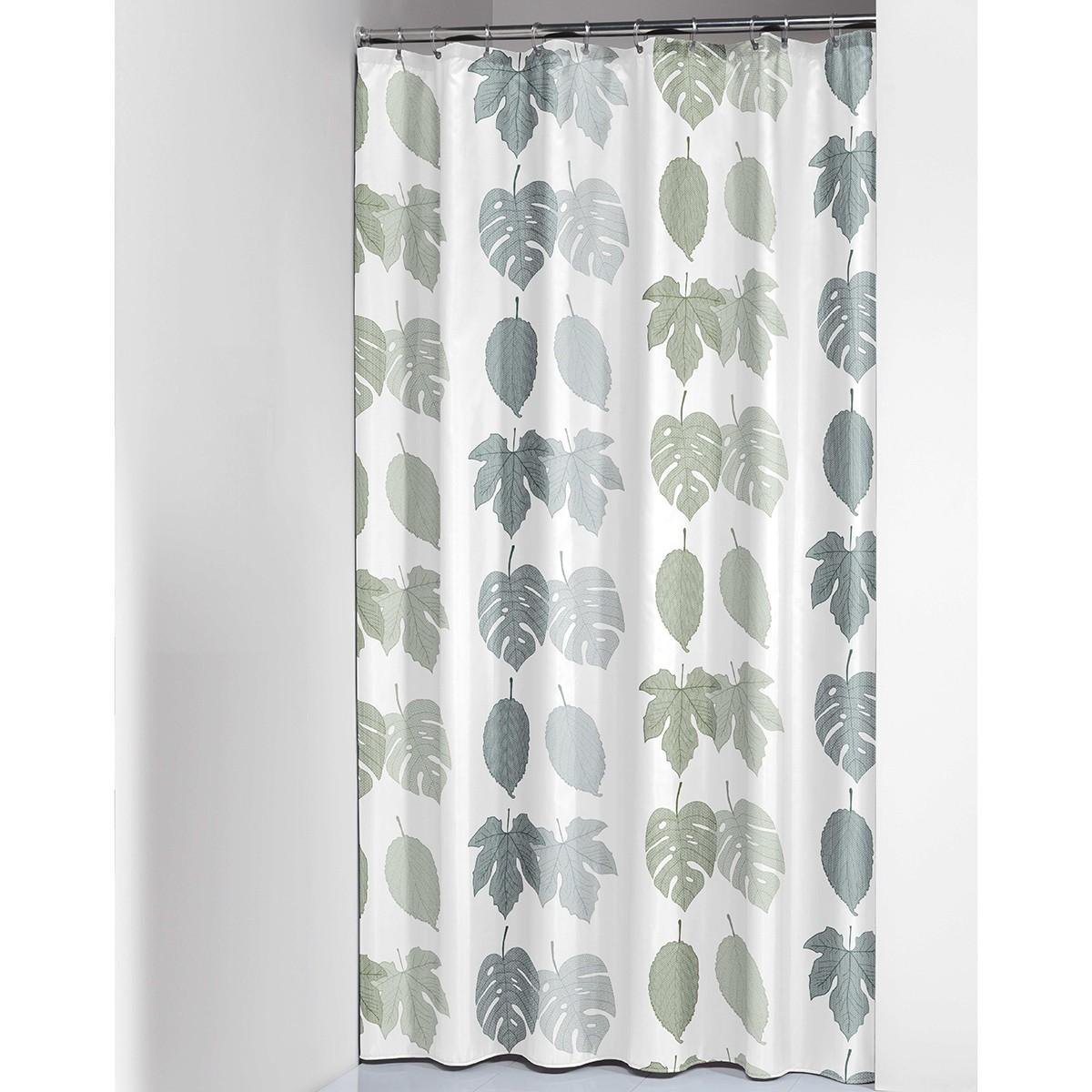 Κουρτίνα Μπάνιου (180×200) SealSkin Elementals Forest