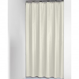 Κουρτίνα Μπάνιου (180x200) SealSkin Elementals Solid Ecru