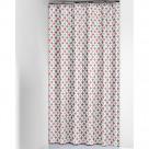 Κουρτίνα Μπάνιου (180×200) SealSkin Diamonds Coral