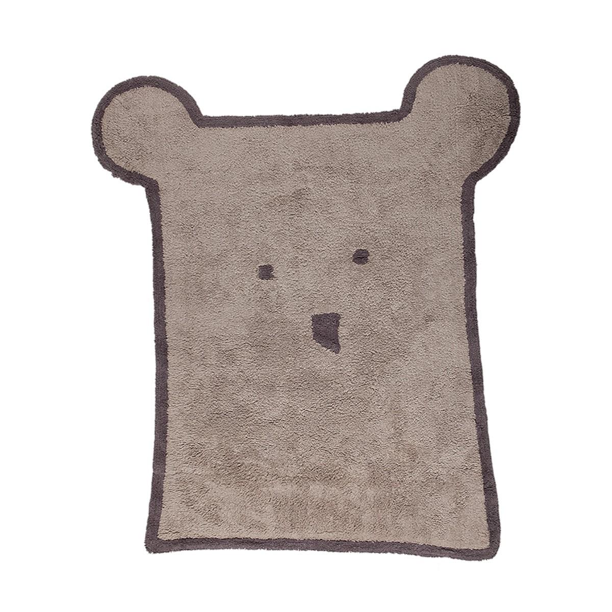 Πλενόμενο Χαλί (120x175) Lorena Canals Bear