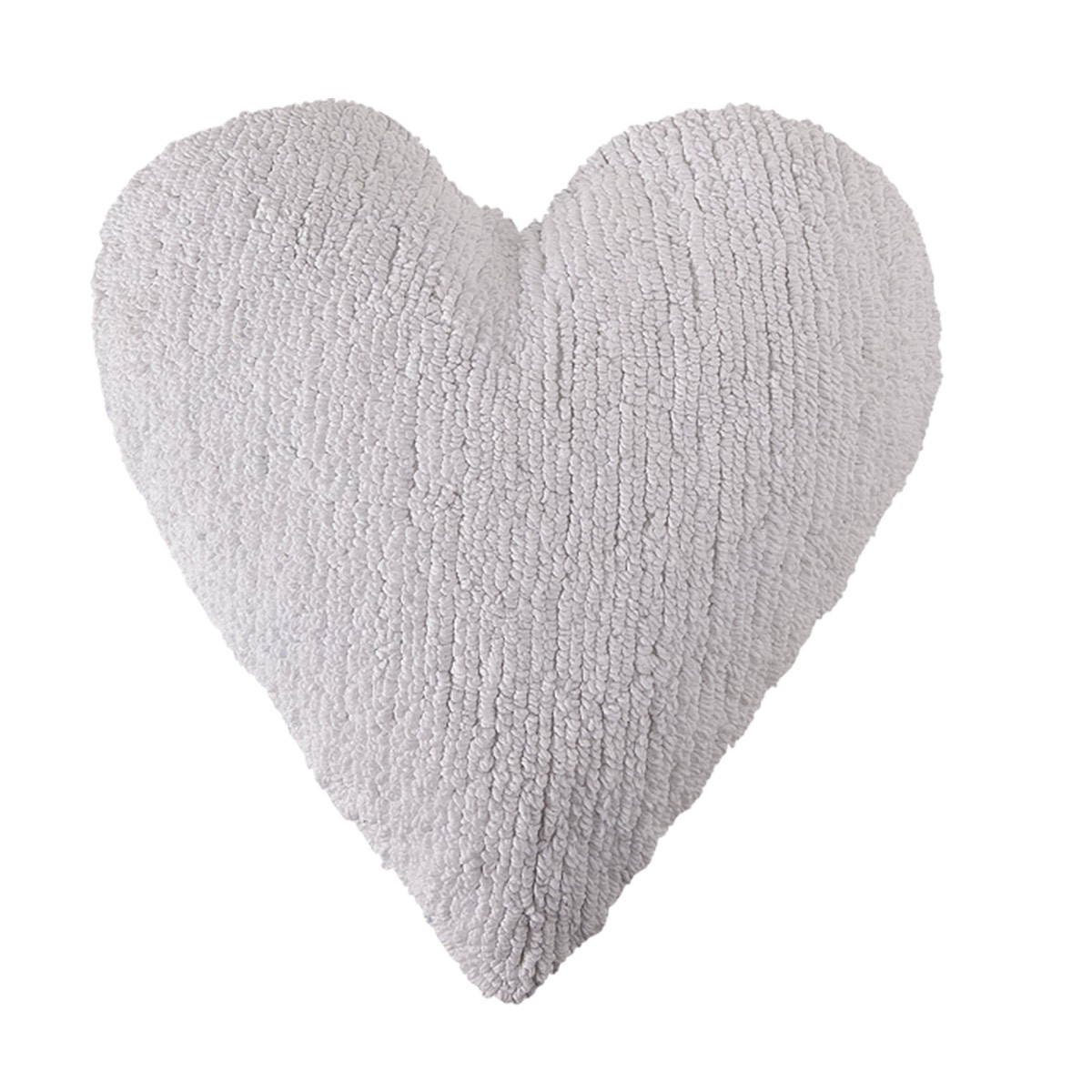 Διακοσμητικό Μαξιλάρι Lorena Canals Heart White