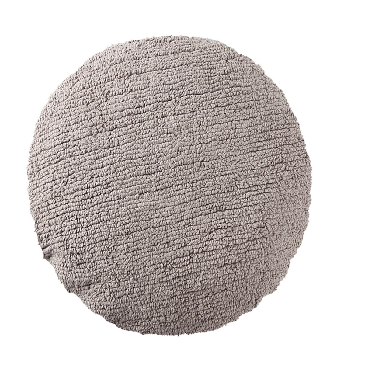 Διακοσμητικό Στρογγυλό Μαξιλάρι Lorena Canals Big Dot Light Grey