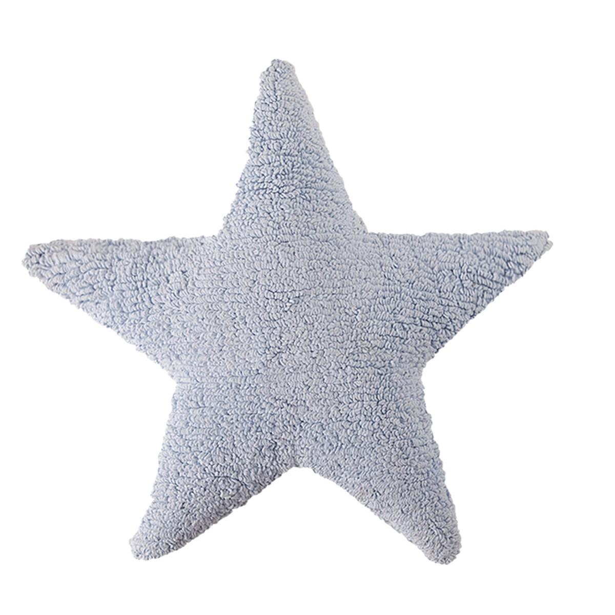Διακοσμητικό Μαξιλάρι Lorena Canals Star Blue
