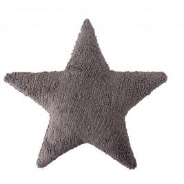 Διακοσμητικό Μαξιλάρι Lorena Canals Star Dark Grey