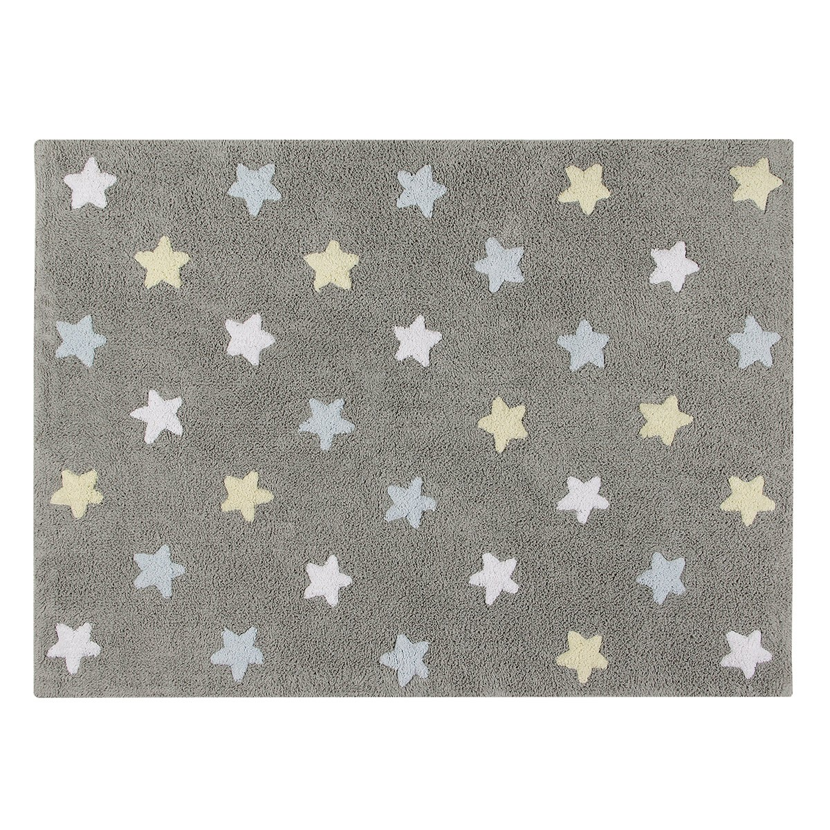 Χαλί All Season (120×160) Lorena Canals Tricolor Stars Grey-Blue