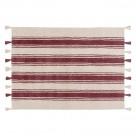 Πλενόμενο Χαλί (120×160) Lorena Canals Stripes Marsala
