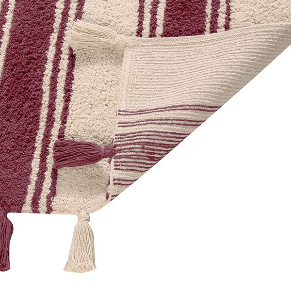 Χαλί All Season (120x160) Lorena Canals Stripes Marsala