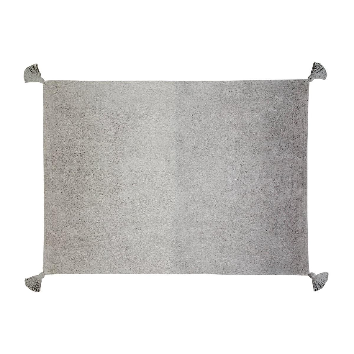 Πλενόμενο Χαλί (120x160) Lorena Canals Ombre Dark Grey-Grey