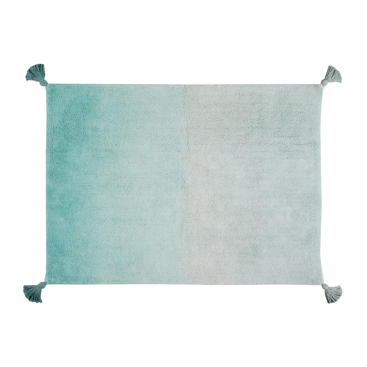 Πλενόμενο Χαλί (120×160) Lorena Canals Ombre Emerald