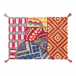 Πλενόμενο Χαλί (120x160) Lorena Canals Indian Bag Multi