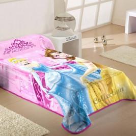 Κουβέρτα Βελουτέ Μονή Dim Collection True Princess