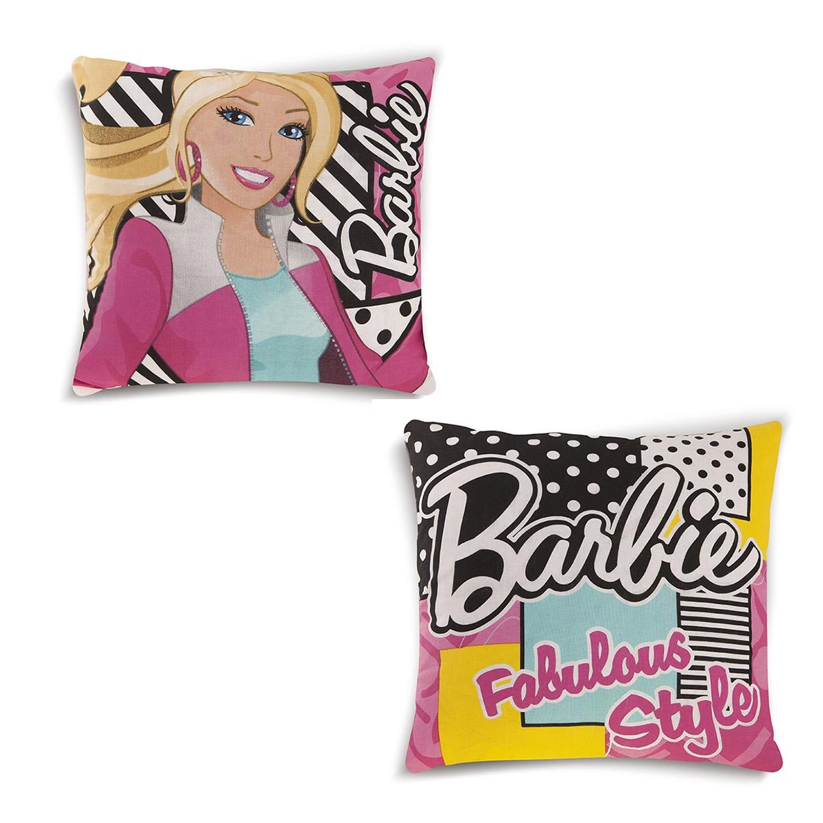 Διακοσμητικό Μαξιλάρι 2 Όψεων Dim Barbie 09