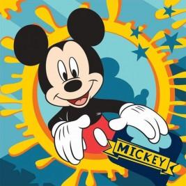 Παιδικό Πετσετάκι Dim Collection Mickey Splash