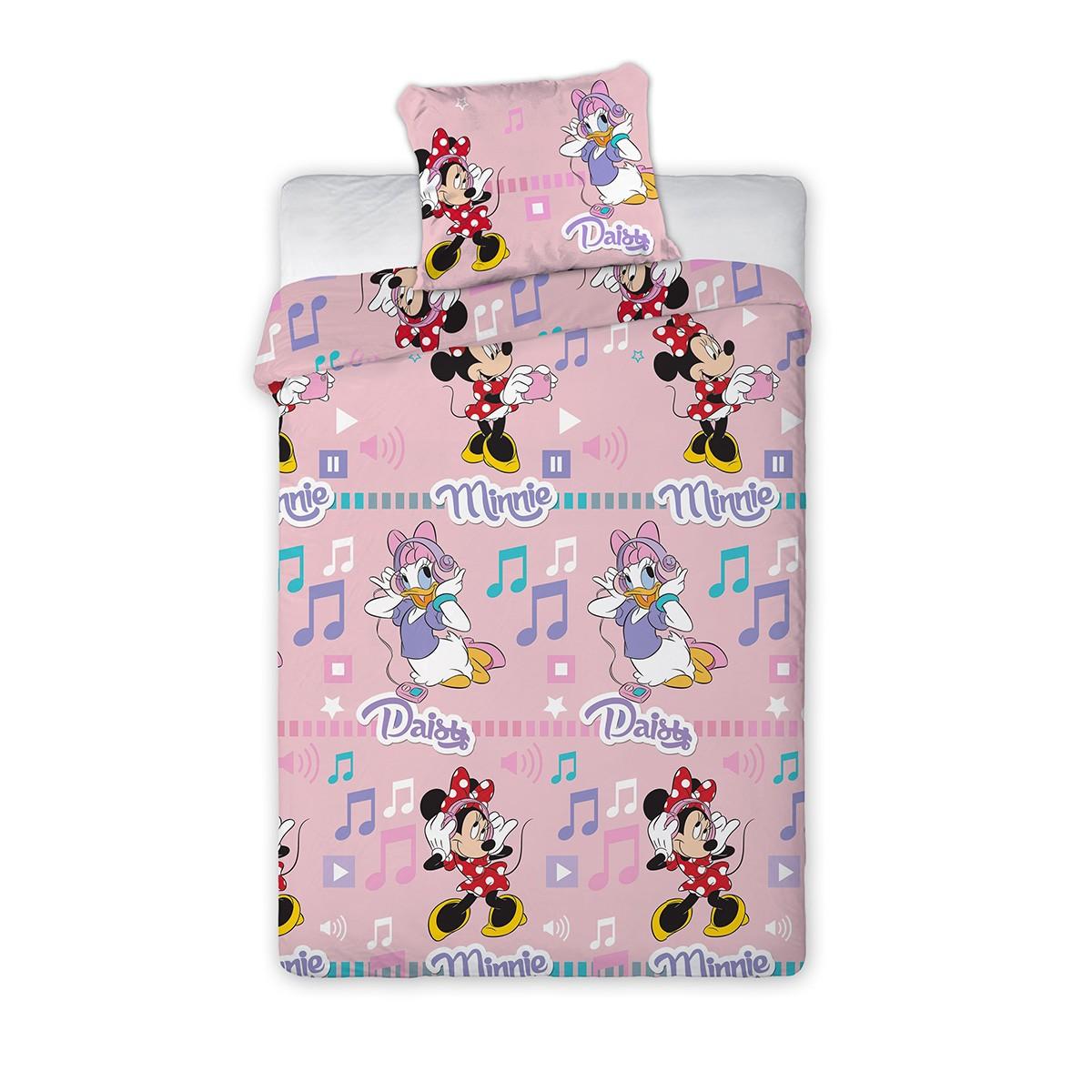 Σεντόνια Μονά (Σετ) Limneos Disney Minnie 731