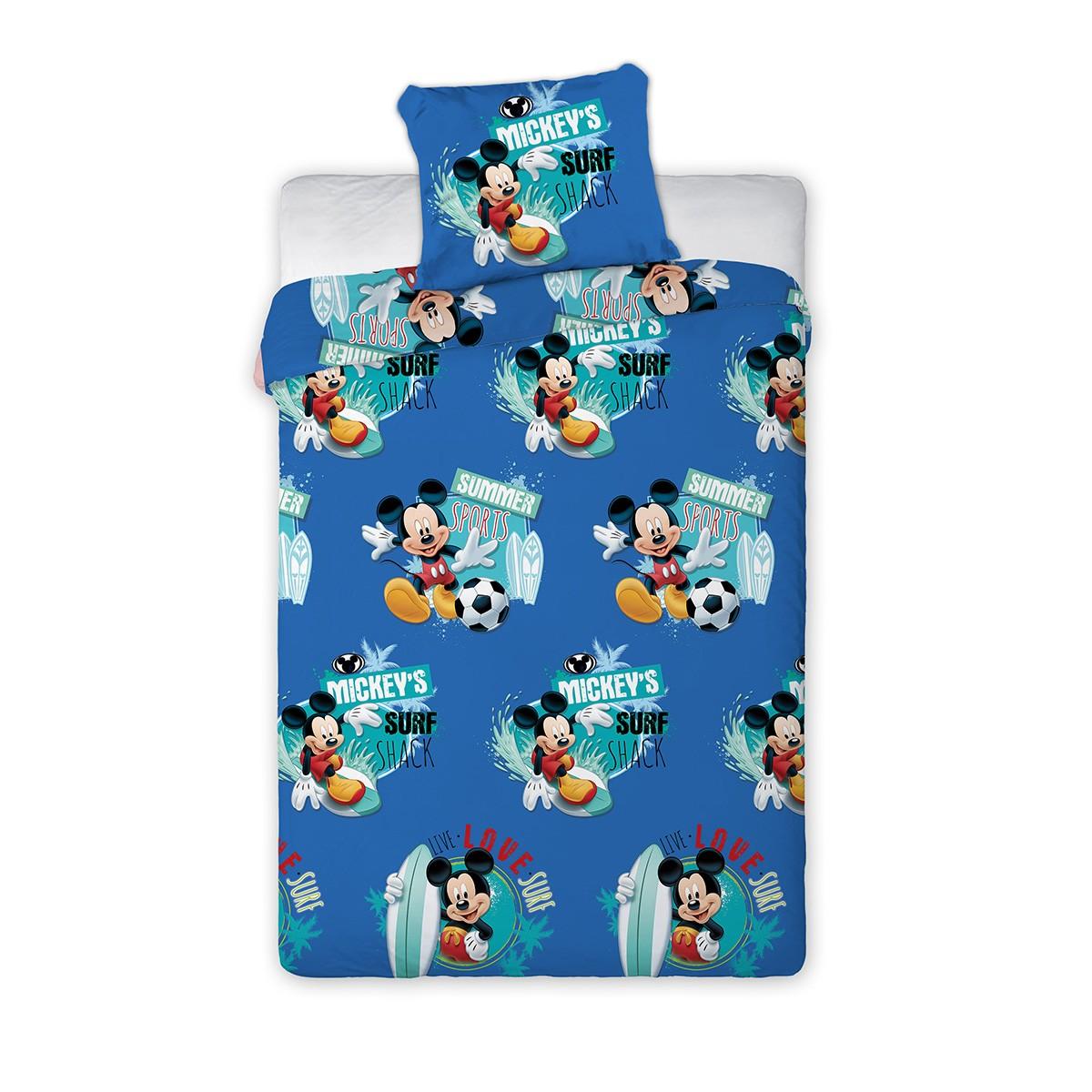 Πάπλωμα Μονό (Σετ) Limneos Disney Mickey 732