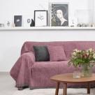 Ριχτάρι Πολυθρόνας 2Όψεων (180×180) Ravelia Nox Grey-Lilac
