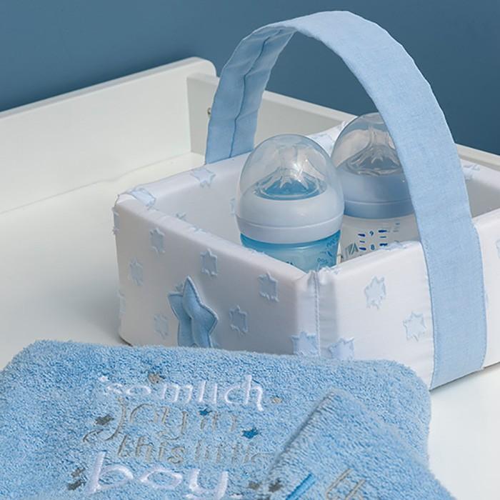 0e691c11608 Καλαθάκι Καλλυντικών Baby Oliver Little Blue Joy 303 64950