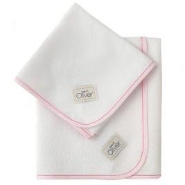 Βρεφικό Σελτεδάκι (40x60) Baby Oliver Des 456 Pink