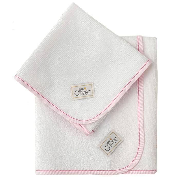 Βρεφικό Σελτεδάκι (40×60) Baby Oliver Des 456 Pink