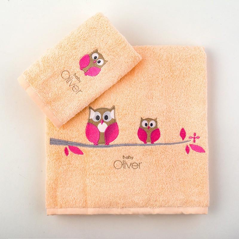 Βρεφικές Πετσέτες (Σετ) Baby Oliver Des 492