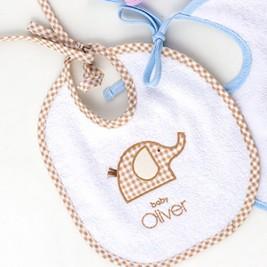 Σαλιάρα Baby Oliver Welcome Little One 302