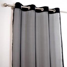 Κουρτίνα (150x260) Tinte Black