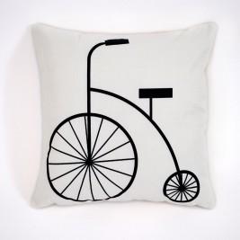 Διακοσμητική Μαξιλαροθήκη Unicycle