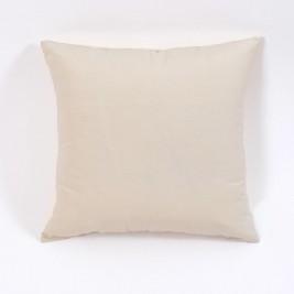 Διακοσμητική Μαξιλαροθήκη (45x45) Paleta Ecru