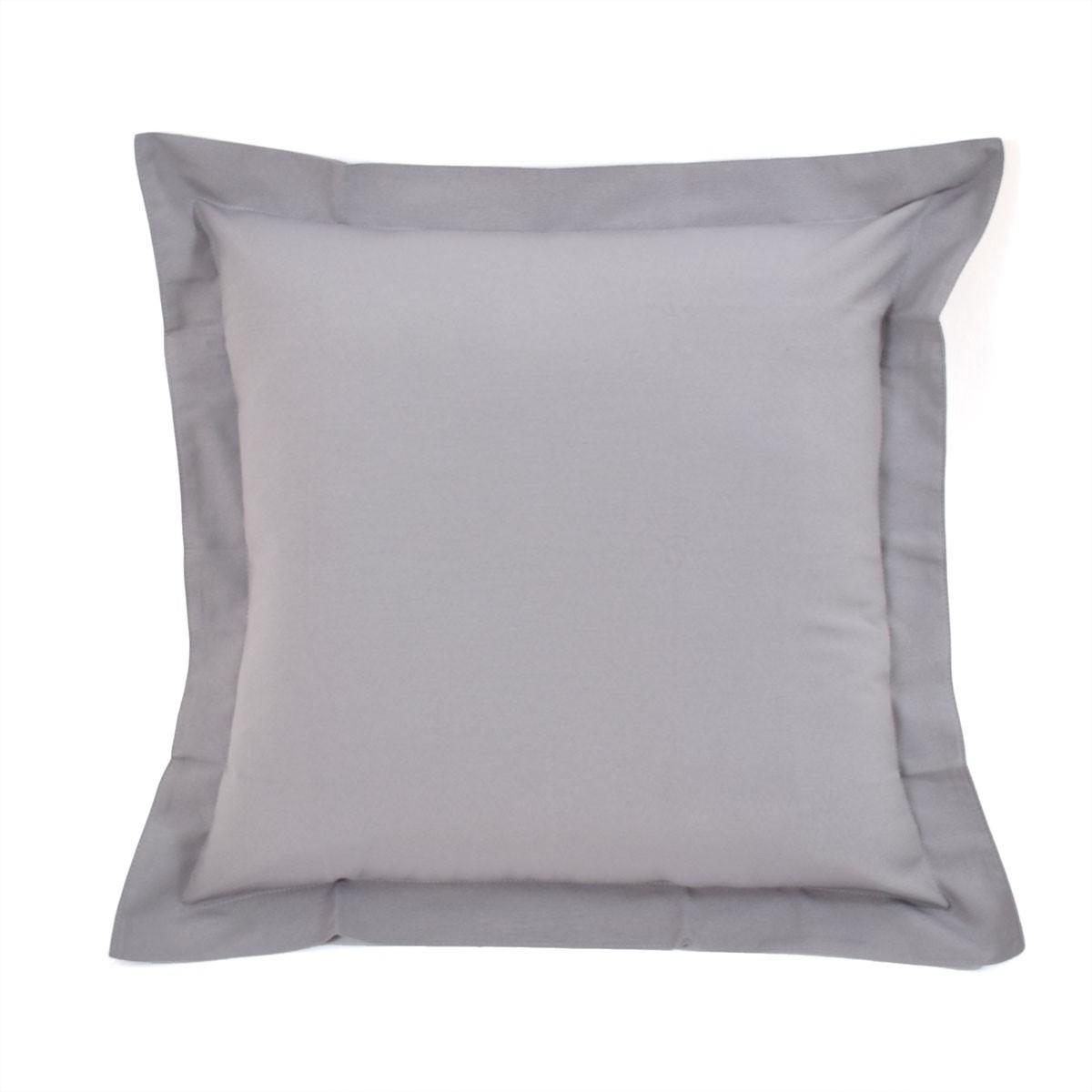Διακοσμητική Μαξιλαροθήκη (60x60) Paleta Grey