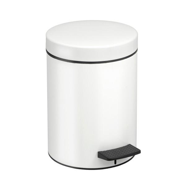 Κάδος Απορριμμάτων (20x28) PamCo 5Lit 96 White