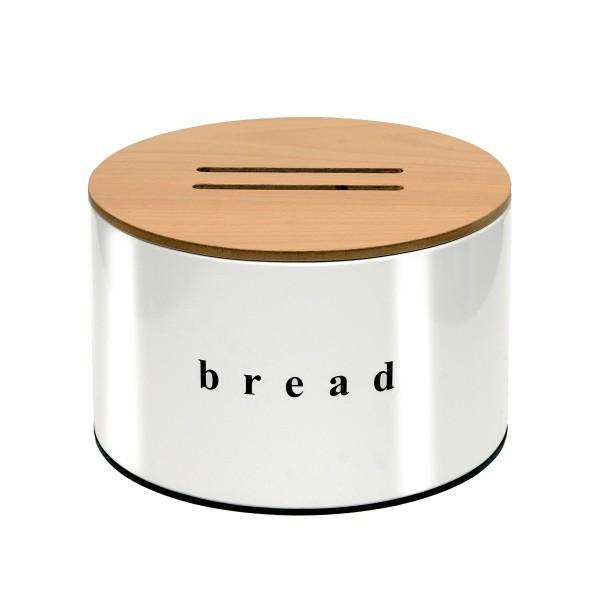 Ψωμιέρα Pam & Co 09-2518-003 White
